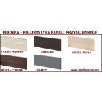 zestaw kuchenny Modena panel przyścienny  Bog Fran