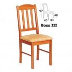 krzesło Boss 3 Drewmix