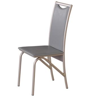 Krzesło metalowe Marco Kliber