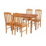 zestaw 2 Stół Max 4+ krzesło Boss 12 Drewmix