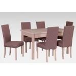 zestaw 41 Drewmix Stół Modena 1 + Krzesła Roma 2