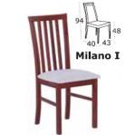 Krzesło Milano 1 Drewmix