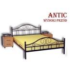 Łóżko metalowe Antic - Siwińscy