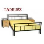 Łóżko metalowe Tadeusz Siwińscy