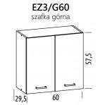 Eliza EZ3/G60 szafka górna 60 BogFran