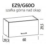 Eliza EZ9/G60 szafka okap górna 60 BogFran