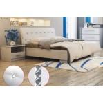 Palermo łóżko szer.160cm Stolar