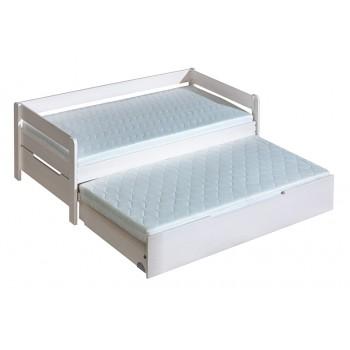 łóżko Borys B2 Dwupoziomowe Piętrowe Dolmar Meble Pyton