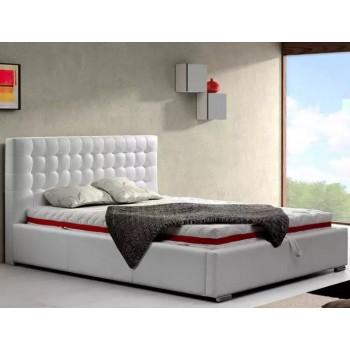 Łóżko Alice tapicerowane Meble Marzenie