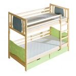 Łóżko piętrowe TRIO Dolmar