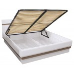 Łóżko Lionel LI12/180 z pojemnikiem szer.180cm Bog Fran