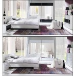 Sypialnia Lux Stripes Maridex