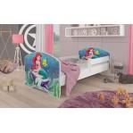 Łóżko PEPE + barierka J1 Arielka ADRK FURNITURE