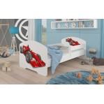 Łóżko PEPE + barierka J4 Formuła ADRK FURNITURE