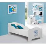 Łóżko AMADIS Niebieski Miś ADRK FURNITURE