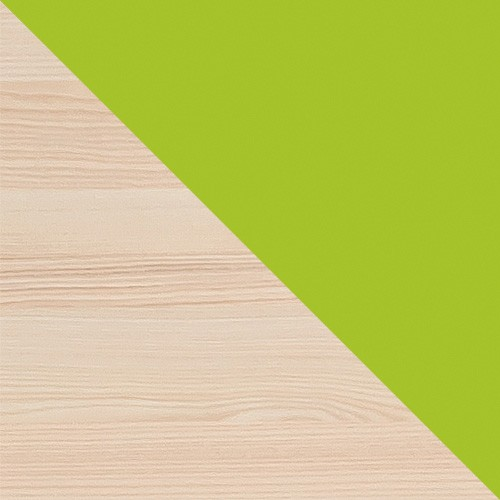jesion coimbra+zieleń limonki