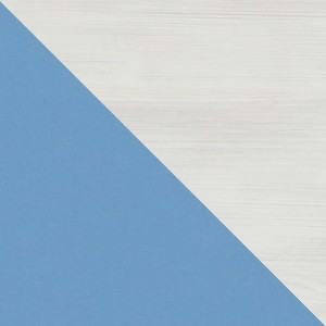 sosna norweska+niebieski
